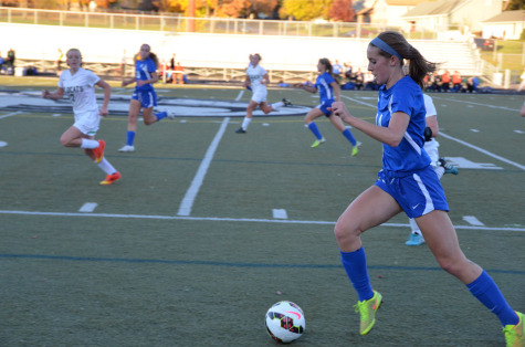 Girls soccer team first appearance at state short-lived