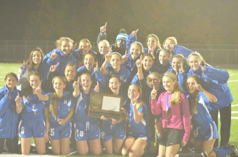 Girls soccer opens State Tournament against Eagan