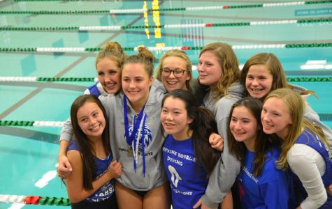 Brace places first in section finals