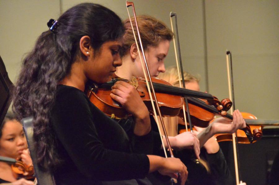 Orchestra kicks off  winter music festival