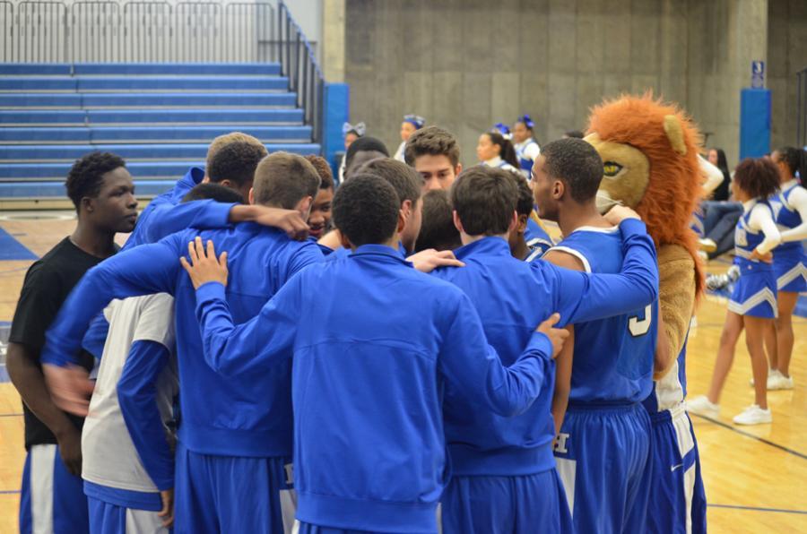 Without Coffey, boys basketball still succeeding