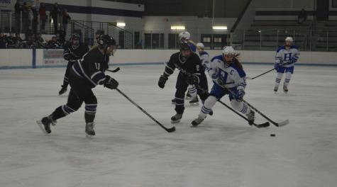 Girls hockey skates past Holy Family/Waconia