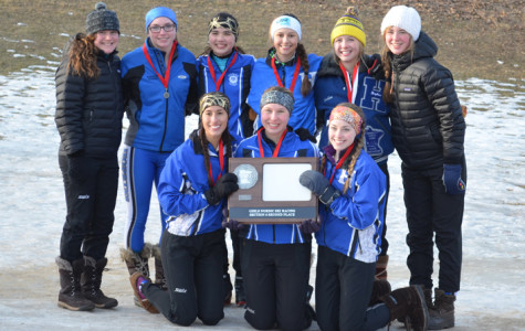 Select nordic skiers qualify for state