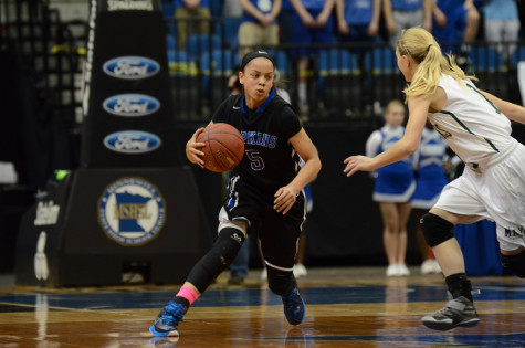 Royals spread the Mayo in state quarterfinals