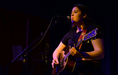 Local Musician holds concert at Depot Coffee House