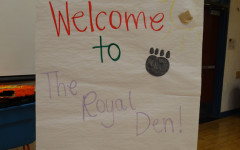 Students manage cubs in Royal Den Playschool