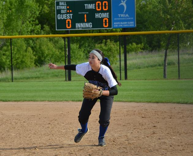 Softball advances to Section 6AAA semifinals