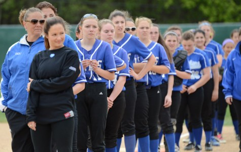 Softball enters sections with number one rank