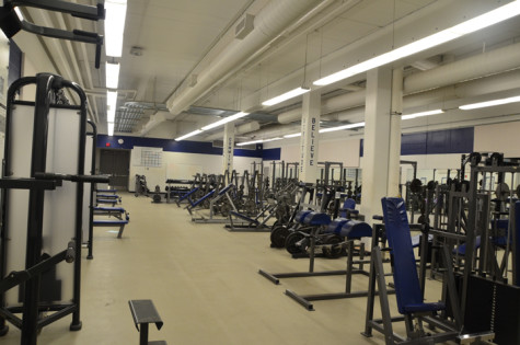 Wait begins for Lindbergh weight room renovation
