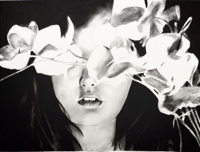 Colestock wins 3rd Congressional High School Art Competition