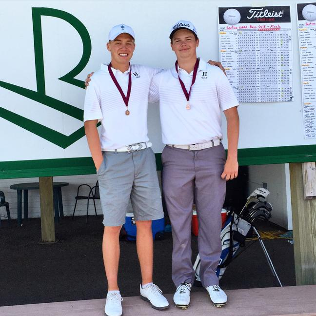 Bragg and Hall qualify for state