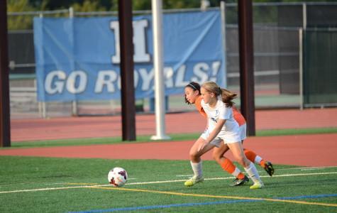 OT goal by Akin sends girls soccer to 4-0