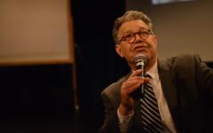 Senator Franken visits HHS