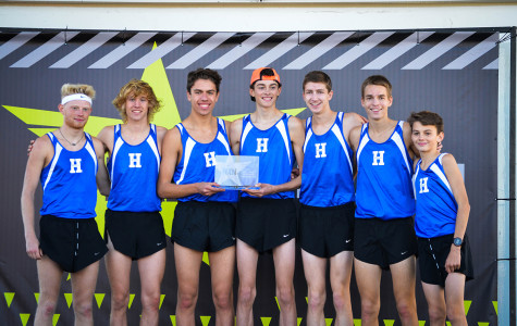 Royals cross country has historic day at Heartland