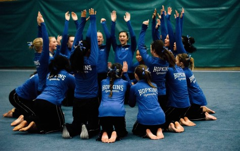 Girls gymnastics preview: sections