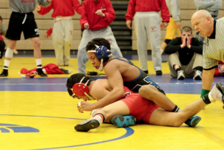 Wrestling preview: HHS hosts 6AAA sections