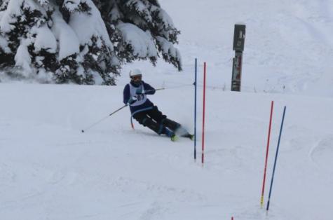 Q&A with WJH girls alpine superstar Sarah Hoffman