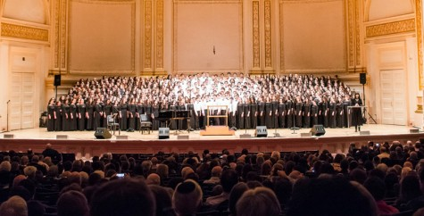 HaZamir takes Carnegie Hall