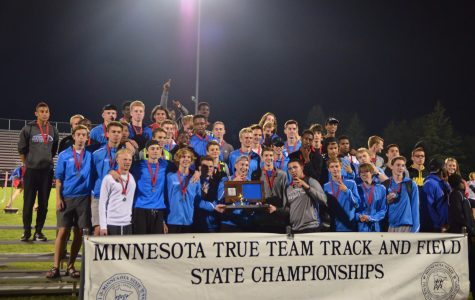 Boys track and field takes second at True Team