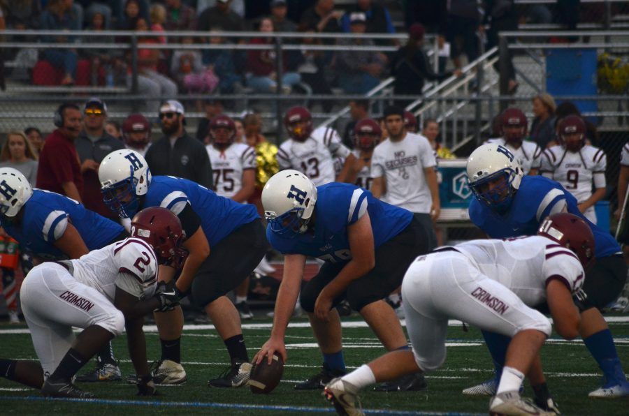 Homecoming football preview: Hosting the Hornets