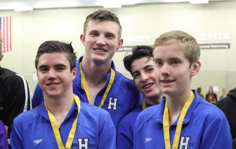 Boys swim/dive recap of sections: Individuals look forward to State