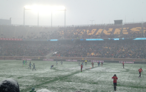 Minnesota United plays home opener at TCF Bank Stadium