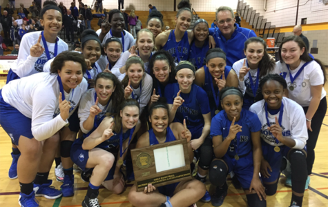 Royals girls hoops defeats Trojans in 6AAAA Section Championship