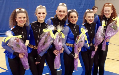 Dance seniors finish season strong: Hopes for Royelles in the future are promising