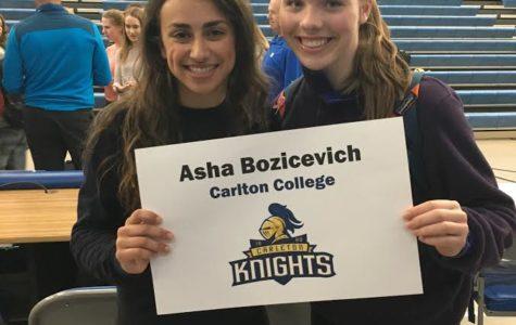 Player Profile: Asha Bozicevich
