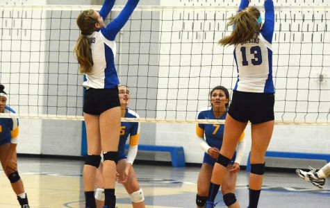 Volleyball off to hot start