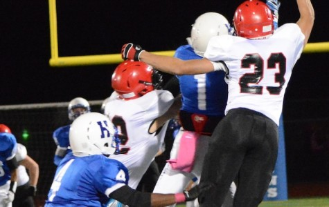 HHS football ends regular season with a 37-0 loss to Eden Prairie