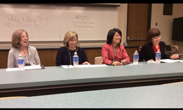 She's the First club hosts a leadership panel