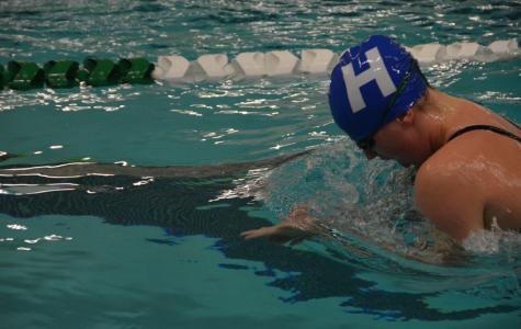 Swim team sections