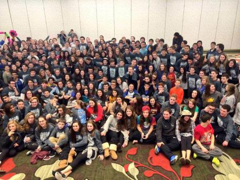 Jewish teens spend Thanksgiving break with USY