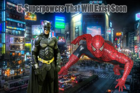 Five superpowers that will exist soon