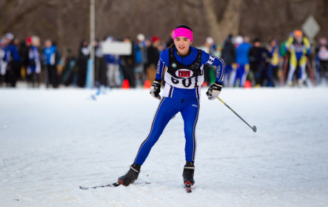 Girls nordic tops results, rivals Trojans