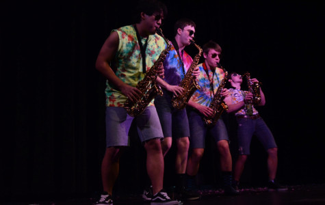 Band students celebrate POPs