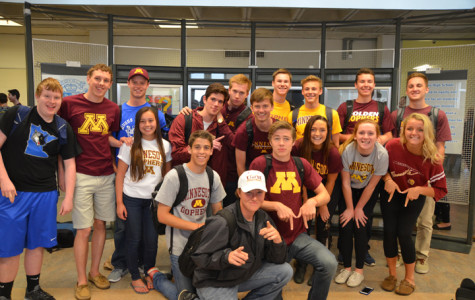 Seniors reveal future plans on National Decision Day
