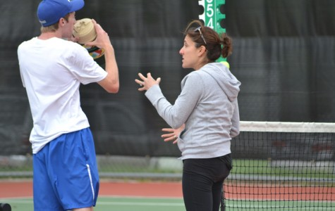 Homegrown tennis coach gives back to alma matter