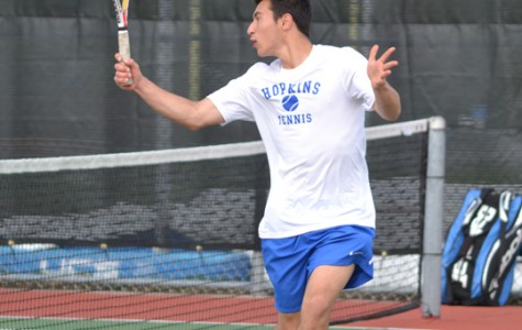 Boys tennis swept in home finale