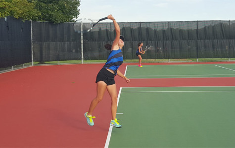 Girls tennis crushes Jaguars