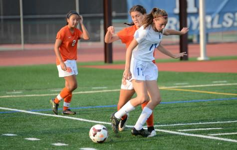 Girls soccer falls to Millers, ends season
