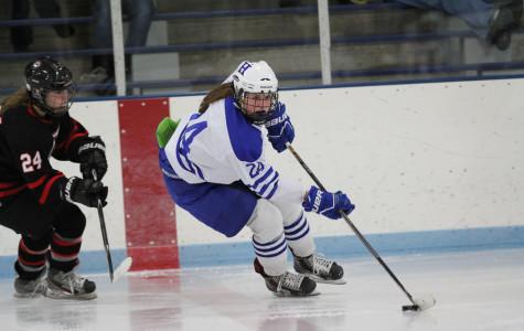 Glover to continue hockey career at Harvard