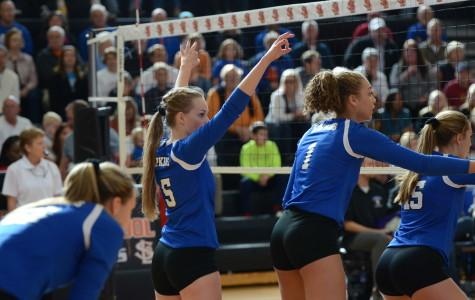 Volleyball looks to fly past Orioles