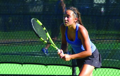 Royals Girls tennis cruises through season