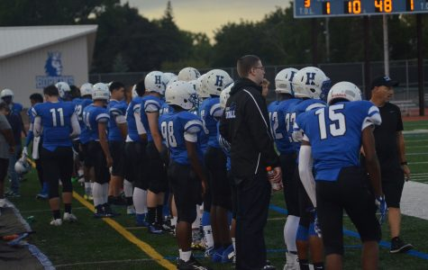 Recap: Football loses to Wildcats 20-38