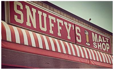 Tuesday taste: Snuffy's Malt Shop
