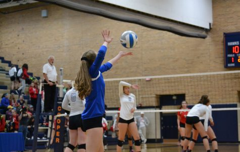 Royals volleyball cruises through sections, earns three seed at State