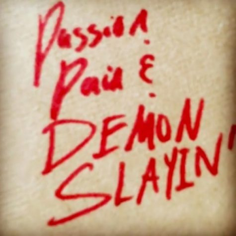 Music Review: Passion, Pain & Demon Slayin'