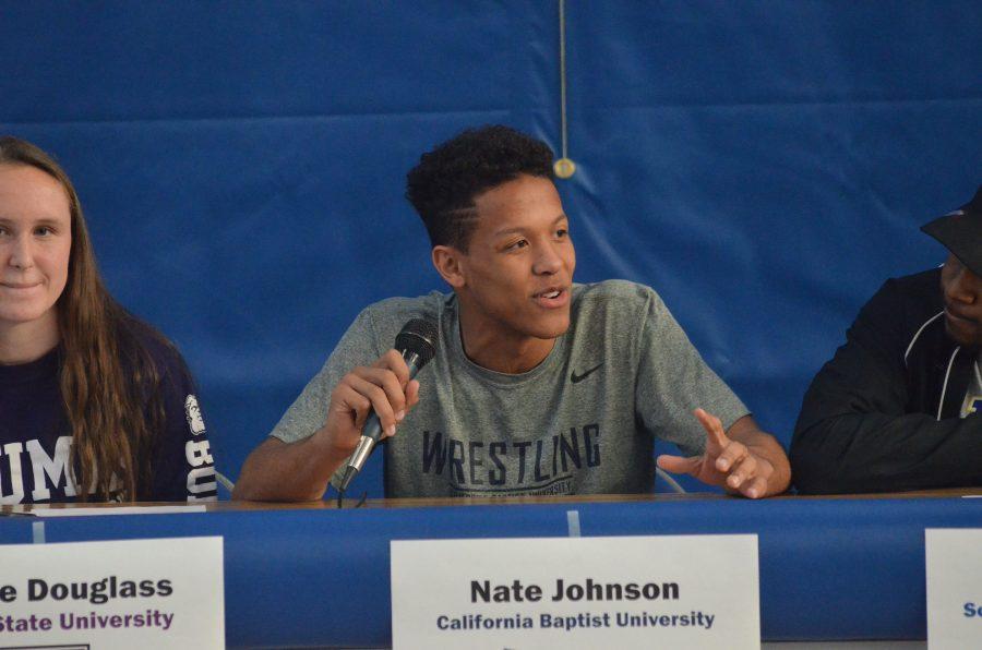 12 Royals athletes sign at National Signing Day